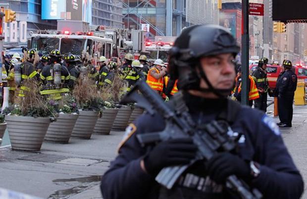 Tổng thống Donald Trump lên tiếng về vụ tấn công ở New York - Ảnh 3.
