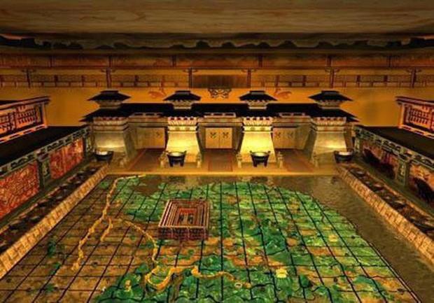 """Bí ẩn những cái bẫy """"chết người"""" trong lăng mộ hơn 2000 năm của Tần Thủy Hoàng - Ảnh 3."""