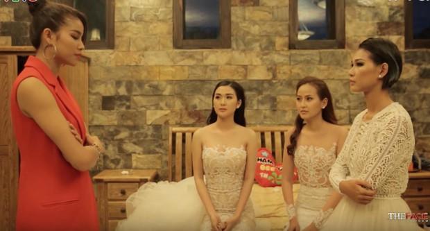 Phạm Hương không ít lần nổi cơn thịnh nộ trên sóng truyền hình - Ảnh 5.