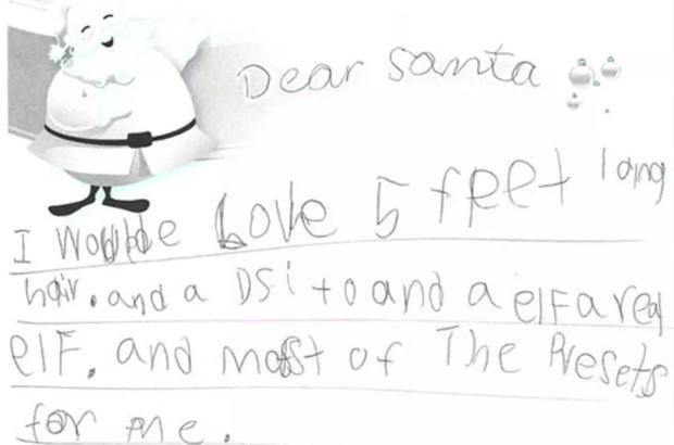 Những điều ước diệu kỳ của trẻ em trong dịp Giáng sinh: Lời nhắn số 9 khiến nhiều người vô cùng cảm động - Ảnh 3.