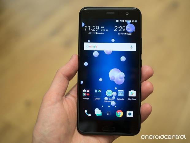 HTC U11 chính thức ra mắt, cho phép người dùng thao tác bằng cách bóp chặt - Ảnh 22.