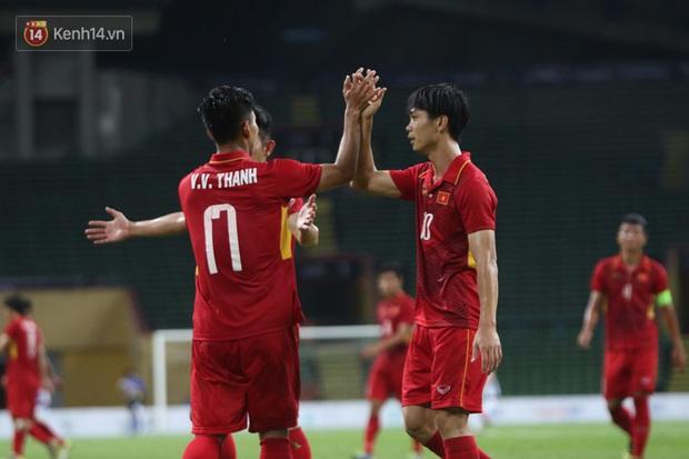 Công Phượng ghi bàn đẳng cấp, U22 Việt Nam lại thắng tưng bừng - Ảnh 8.