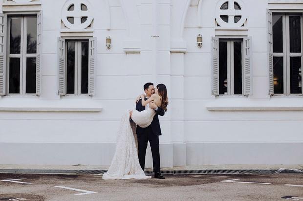 Mẹ bỉm sữa xinh đẹp nổi như cồn đã từng tổ chức cưới lần 2 như thế này đấy! - Ảnh 27.