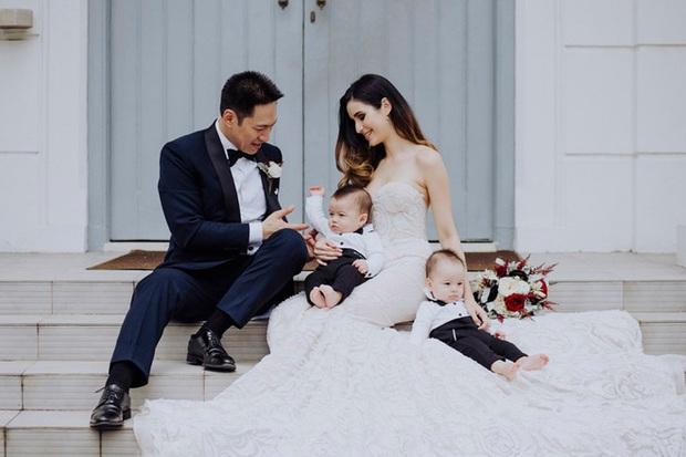 Mẹ bỉm sữa xinh đẹp nổi như cồn đã từng tổ chức cưới lần 2 như thế này đấy! - Ảnh 30.