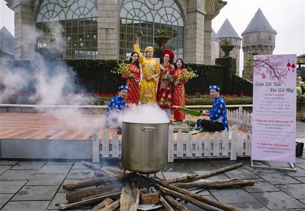 Tận hưởng lễ hội sôi động chưa từng thấy tại Carnival Bà Nà Hills 2017 - Ảnh 4.