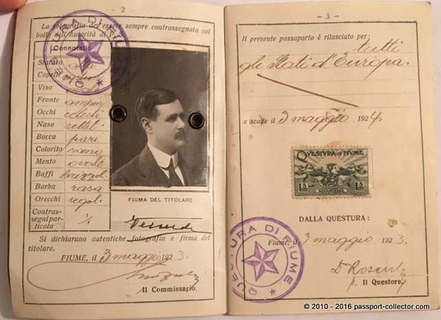 Sưu tập hộ chiếu cũ, người đàn ông không ngờ chúng ẩn chứa nhiều câu chuyện khó tin đến vậy - Ảnh 4.