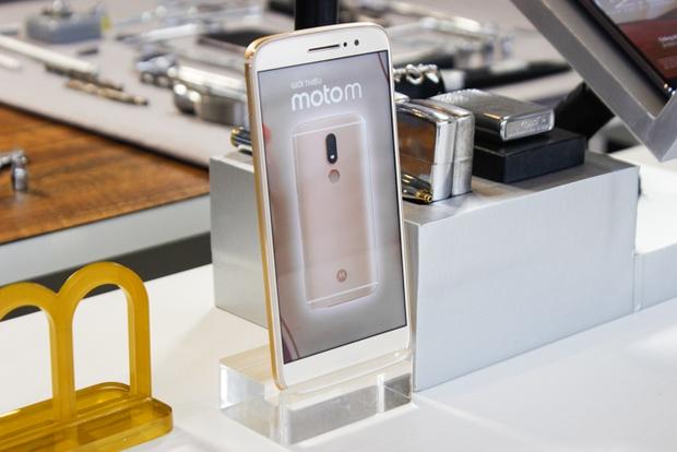 Lenovo Việt Nam ra mắt Moto M phân khúc tầm trung: thiết kế nguyên khối, phủ nano chống nước, camera 16 MP - Ảnh 4.