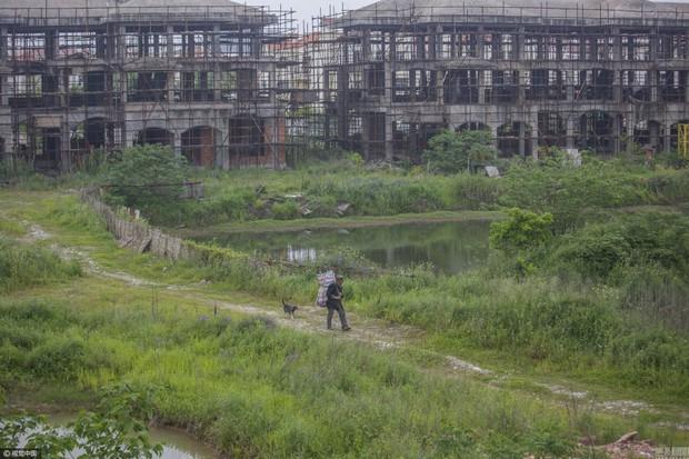 Trung Quốc: Thành phố ma không một bóng người ngoài cụ ông 70 tuổi sống lủi thủi suốt 2 năm qua - Ảnh 4.