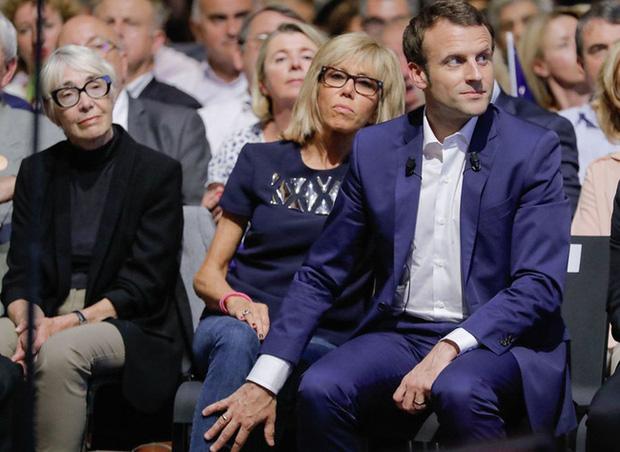 Tình sử của tân Tổng thống Pháp tất cả chỉ có thế: Mối tình đầu thoảng qua và niềm đam mê tuyệt đối - Ảnh 4.