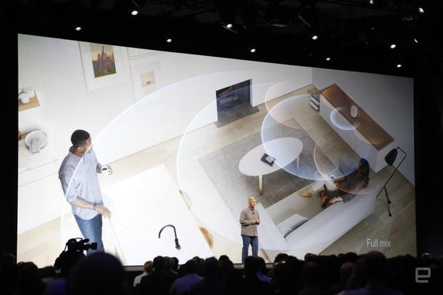 Apple ra mắt loa thông minh HomePod mà iFan nào cũng phải thèm muốn - Ảnh 4.