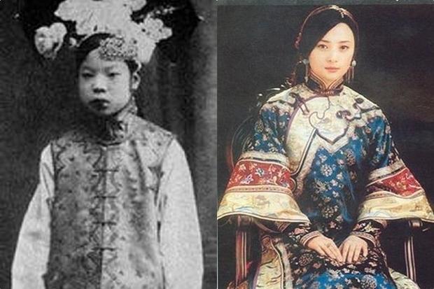 Ngã ngửa trước nhan sắc thật của cung tần mỹ nữ Trung Quốc xưa - Ảnh 4.
