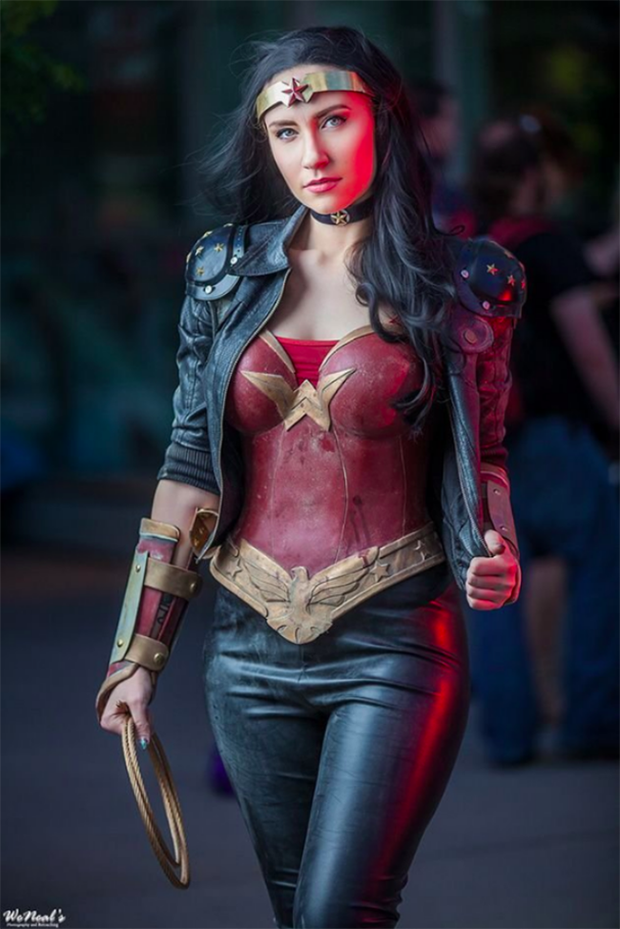 Ngắm dung nhan 14 cô gái cosplay Wonder Woman xinh lung linh như trong phim - Ảnh 7.