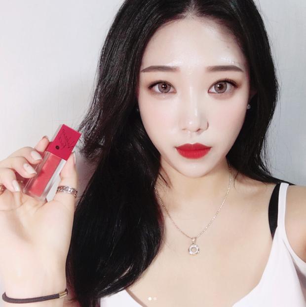Sau son đỏ 3CE thì con gái Hàn lại mê tít 3 màu son mới của Nakeup Face - Ảnh 4.