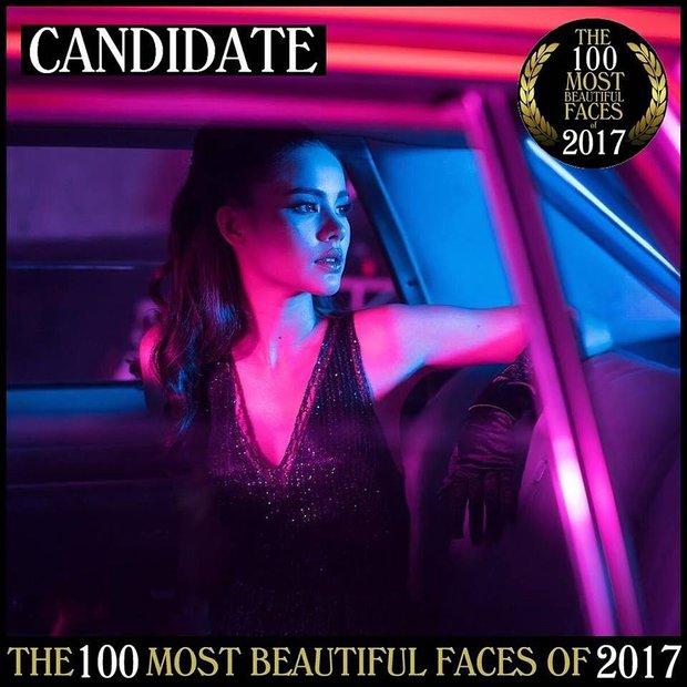 Em út Black Pink bất ngờ cùng dàn mỹ nhân Thái lọt danh sách đề cử Top 100 gương mặt đẹp nhất thế giới - Ảnh 4.