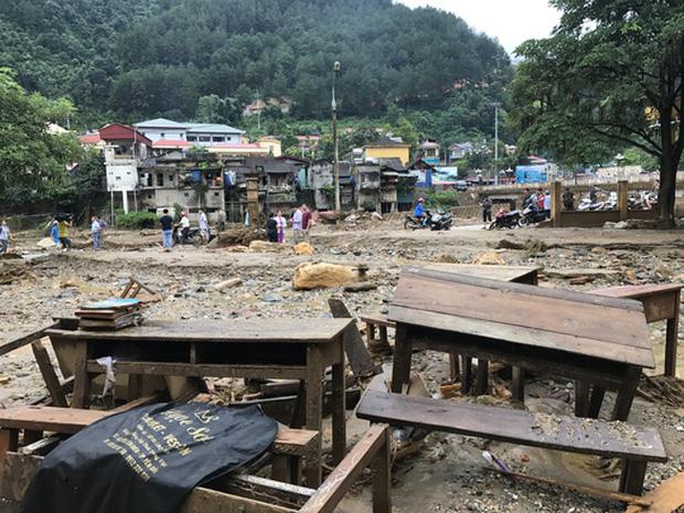 """Lũ quét khiến 14 người chết và mất tích ở Yên Bái: """"Trong chớp mắt tôi mất cả vợ và hai con"""" - Ảnh 3."""