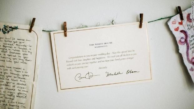 Gửi thiệp mời cưới cho ông Obama, có thể bạn sẽ nhận được điều bất ngờ - Ảnh 4.