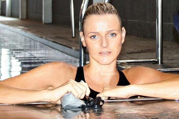 Chuyện nàng Lọ Lem hiện đại: Từ vận động viên bơi lội của Nam Phi đến Vương phi của quốc gia siêu giàu có - Ảnh 4.