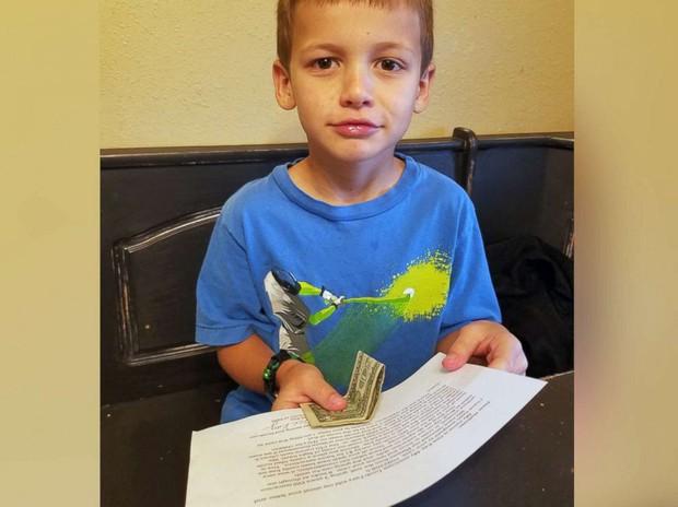 """Cô tiên răng nói gì khi nhận được """"thư vòi tiền"""" của một cậu nhóc - Ảnh 4."""