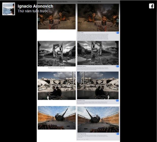 """Mánh khóe tinh vi của """"nhiếp ảnh gia chiến tranh"""" chỉ ngồi nhà mà lừa được hàng chục kênh thông tin hàng đầu thế giới - Ảnh 4."""