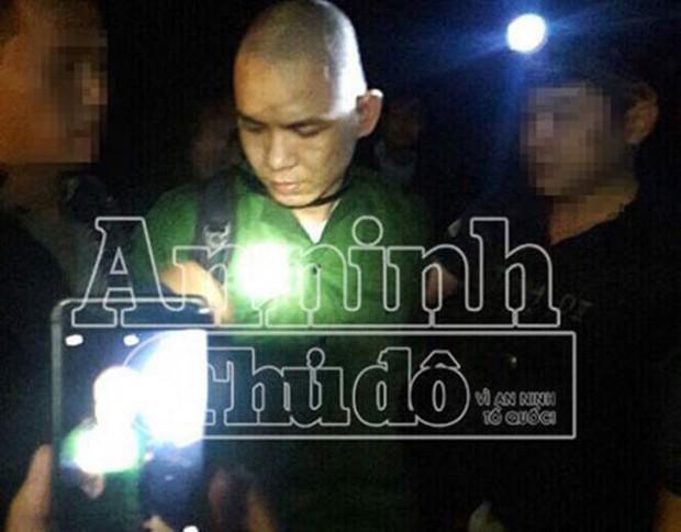 Cận mặt tử tù Nguyễn Văn Tình khi bị bắt trên đường trốn chạy - Ảnh 4.