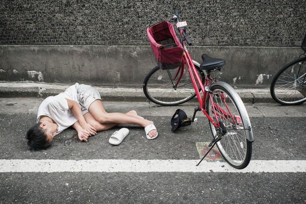 Những gã say xỉn từ ga tàu cho đến đường phố: Nét văn hóa tiệc tùng của giới công sở Nhật Bản - Ảnh 3.