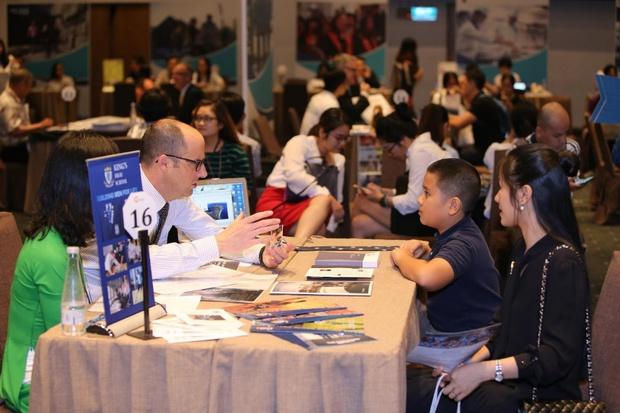 Hơn 35 trường hàng đầu New Zealand vừa tham gia Triển lãm Giáo dục tại Việt Nam - Ảnh 4.