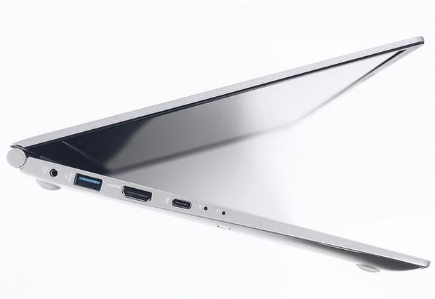LG Gram là chiếc laptop nhẹ nhất thế giới nhưng lại là ứng cử viên nặng thực sự trên thị trường - Ảnh 4.