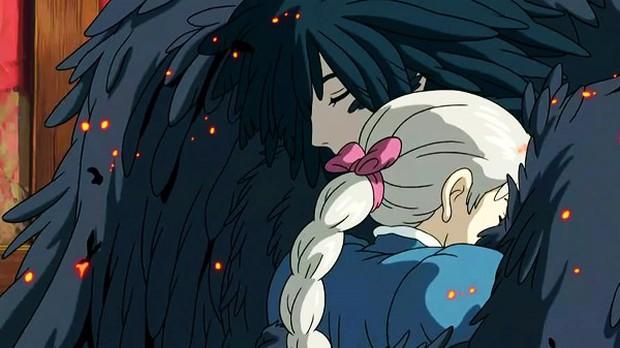 5 câu chuyện tình hay nhất của Studio Ghibli - Ảnh 4.