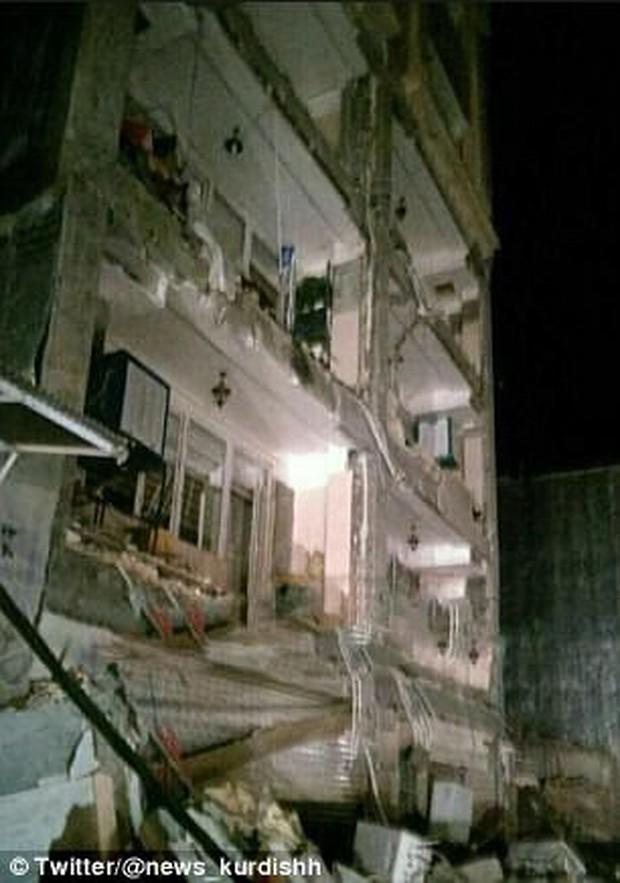 Động đất ở biên giới Iran - Iraq, hơn 361 người thương vong - Ảnh 4.