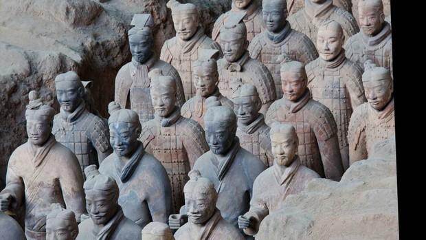10 bí ẩn ở lăng mộ Tần Thuỷ Hoàng khiến người đời sau khao khát tìm ra lời giải - Ảnh 4.