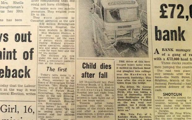 Nhờ bức ảnh cách đây 50 năm được đăng trên mạng xã hội, tội ác của tên sát nhân đã được phơi bày - Ảnh 4.