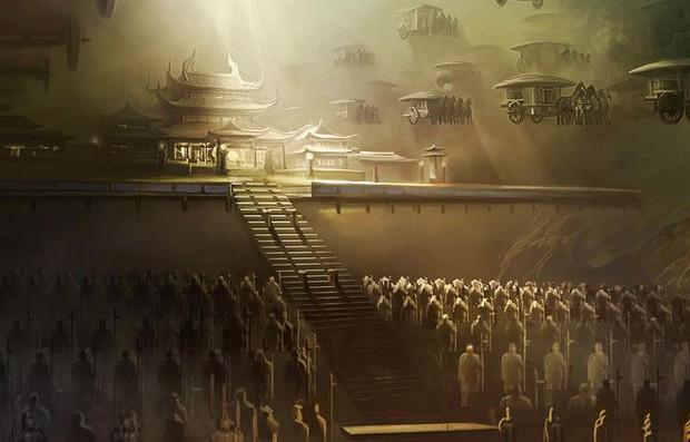 """Bí ẩn những cái bẫy """"chết người"""" trong lăng mộ hơn 2000 năm của Tần Thủy Hoàng - Ảnh 4."""