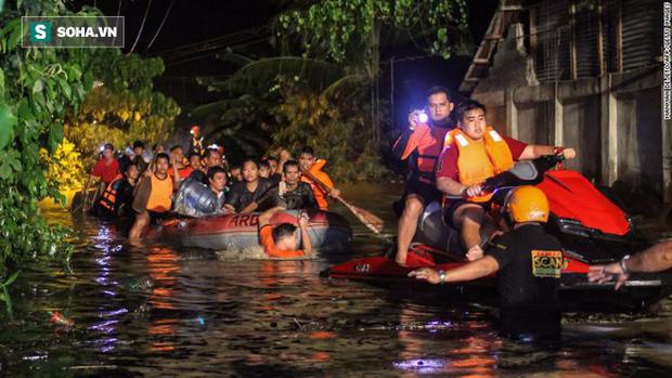 Bão Tembin sắp đổ bộ Việt Nam: Tàn phá khủng khiếp khi vào Philippines - Ảnh 4.