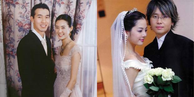 Các cặp sao kết hôn cùng thời điểm: Người hạnh phúc bên chồng nghèo, kẻ khổ sở khi lấy đại gia - Ảnh 6.