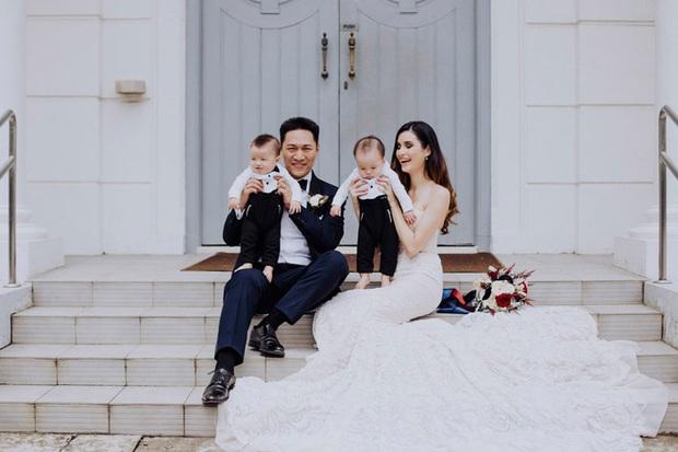 Mẹ bỉm sữa xinh đẹp nổi như cồn đã từng tổ chức cưới lần 2 như thế này đấy! - Ảnh 31.