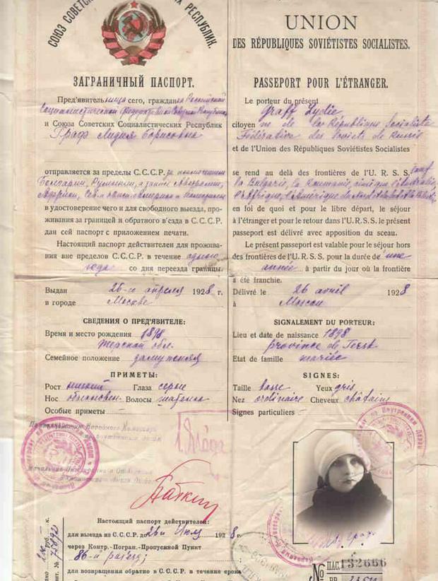 Sưu tập hộ chiếu cũ, người đàn ông không ngờ chúng ẩn chứa nhiều câu chuyện khó tin đến vậy - Ảnh 5.