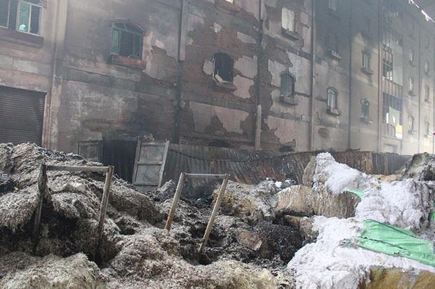 Hình ảnh tan hoang sau vụ cháy suốt 24 giờ ở Cần Thơ - Ảnh 5.