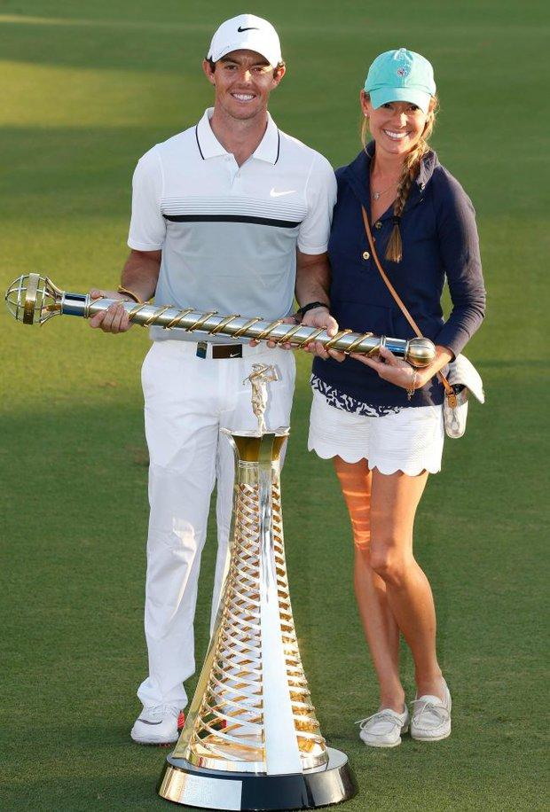 Bóng hồng giúp golf thủ số 1 thế giới thăng hoa - Ảnh 5.