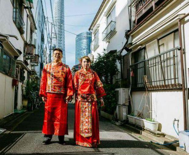 Đua theo giới trẻ đi du lịch kết hợp chụp ảnh cưới, cặp đôi già nhận về sản phẩm xấu phát hờn - Ảnh 5.