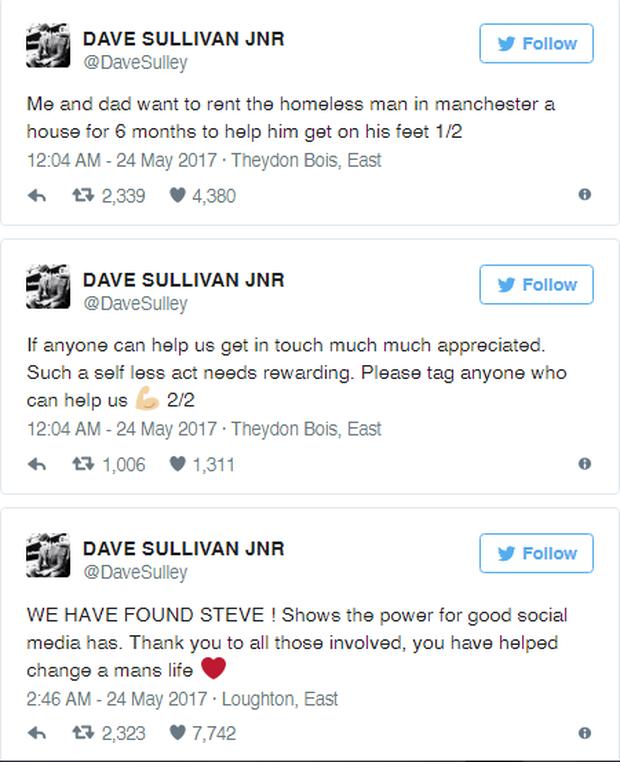 Điều kỳ diệu đến với người đàn ông vô gia cư bất chấp nguy hiểm lao vào ứng cứu nhiều nạn nhân trong vụ đánh bom ở Anh - Ảnh 5.
