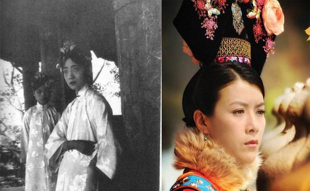 Ngã ngửa trước nhan sắc thật của cung tần mỹ nữ Trung Quốc xưa - Ảnh 5.