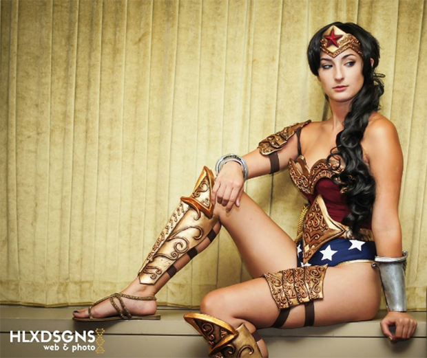 Ngắm dung nhan 14 cô gái cosplay Wonder Woman xinh lung linh như trong phim - Ảnh 9.