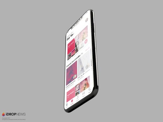 Mãn nhãn với iOS 11 chạy trên iPhone 8 được dựng lại từ tin đồn - Ảnh 5.