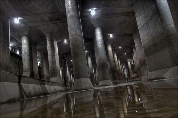 Điện thờ Pantheon dưới lòng đất Tokyo: Hệ thống thoát nước vĩ đại mang niềm tự hào của Nhật Bản - Ảnh 4.