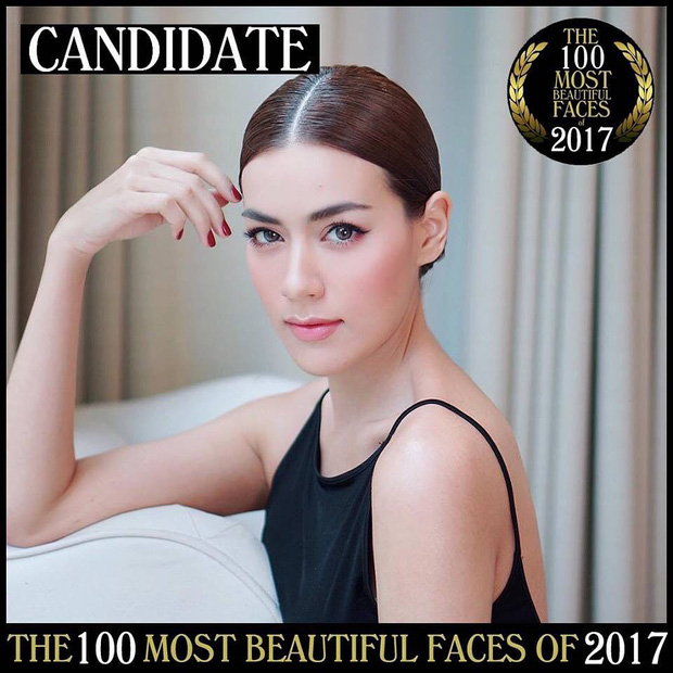 Em út Black Pink bất ngờ cùng dàn mỹ nhân Thái lọt danh sách đề cử Top 100 gương mặt đẹp nhất thế giới - Ảnh 5.