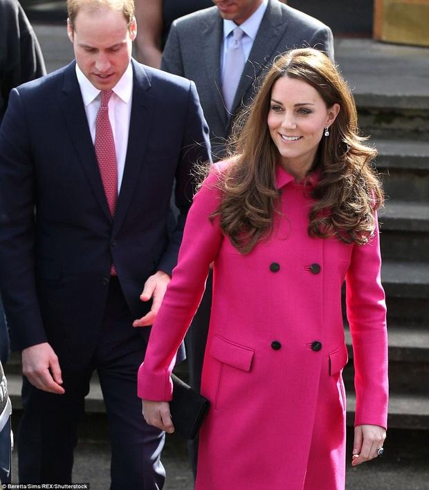 """Ít ai biết được rằng Công nương Kate và Hoàng tử William luôn chủ ý diện đồ """"tông xuyệt tông"""" - Ảnh 5."""