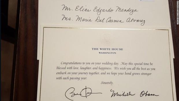 Gửi thiệp mời cưới cho ông Obama, có thể bạn sẽ nhận được điều bất ngờ - Ảnh 5.
