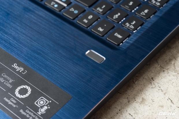 Acer trình làng laptop Swift 3 chạy vi xử lý Core I thế hệ thứ 8 đầu tiên về Việt Nam, giá 16,99 triệu đồng - Ảnh 5.