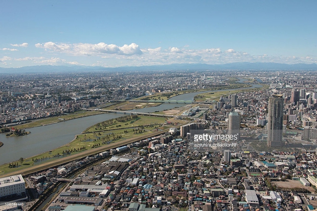 Giải mật cống ngầm lớn nhất thế giới ở Nhật, siêu bão mưa 3 ngày liền cũng không ngập - Ảnh 7.