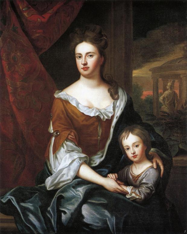 Nữ hoàng bi kịch nhất Vương quốc Anh: 17 lần mất con, bị người tình đồng tính nguyền rủa, chết vì bệnh béo phì - Ảnh 5.